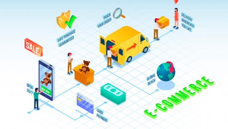 Comercio electrónico 🤙, sí, pero efectivo 💰