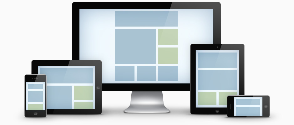 Web adaptativa vs Responsive Web