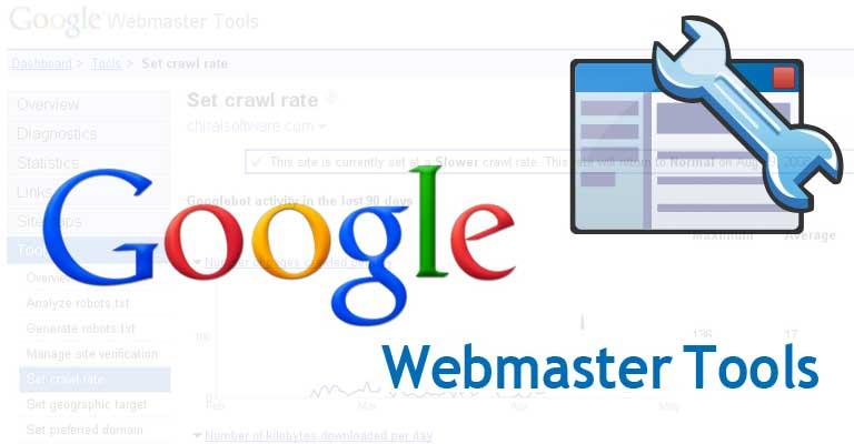 Por qué deberías usar Webmaster Tools