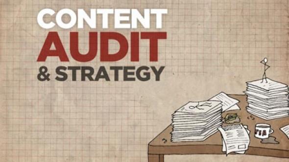 auditar contenidos