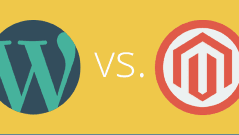 La batalla 🎖del ecommerce: Magento vs ✌️WordPress