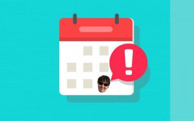 ✌️Crea un calendario de contenidos para redes sociales molón✌️