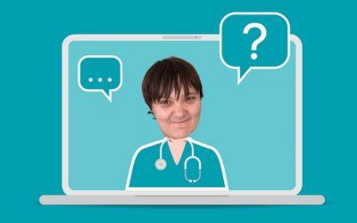 Blogs médicos: cómo producir contenido creíble que te haga crecer
